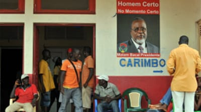 Low turnout in Guinea-Bissau vote