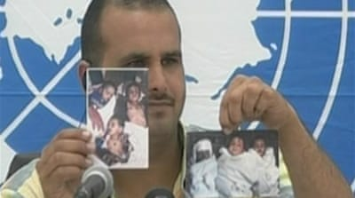 Video: Gaza war victims testify