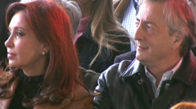 Video: Argentine set for key vote