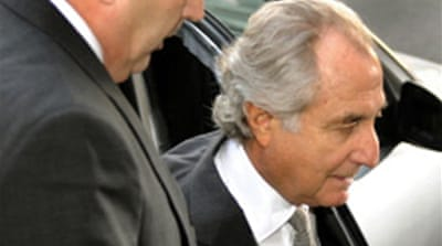 Madoff gets 150-year jail sentence