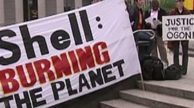 Video: Shell sued over Nigeria case