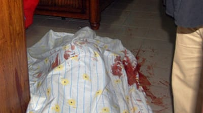 Guinea-Bissau poll candidate killed