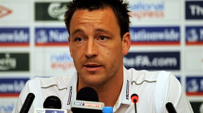 Capello to decide on Terry fate
