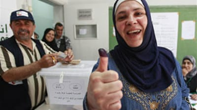 Lebanon votes in general election