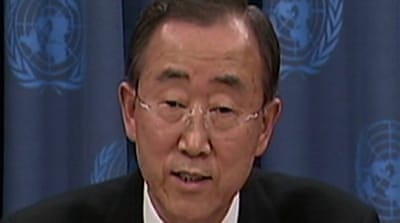 Video: Ban Ki-Moon's diplomacy