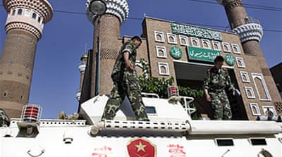 China bans Friday prayers in Urumqi