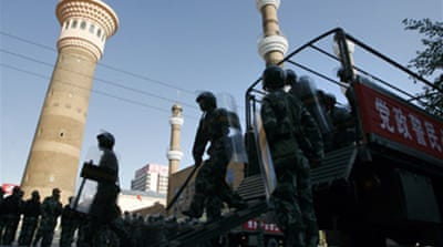 Uighurs 'disappeared' in crackdown