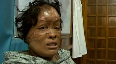 Video: Bangladesh's acid attacks