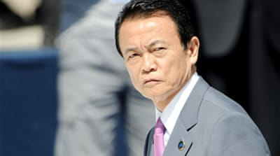 Crucial Tokyo test for Japan PM