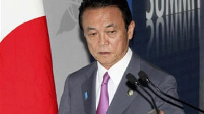 Embattled Japan PM to call election