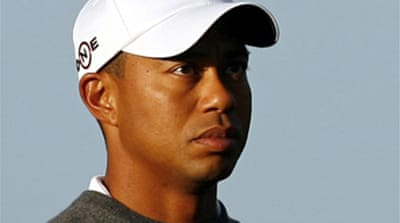 Woods to take 'indefinite break'