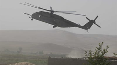 Civilians die in Afghan air crash