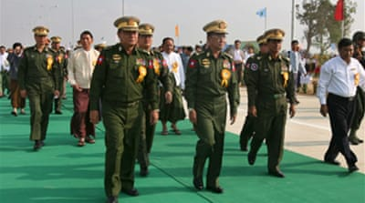 US changes tack to 'engage' Myanmar