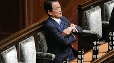 Japan PM defeats confidence motion
