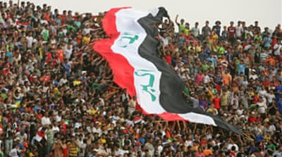 Iraq gets green light for football