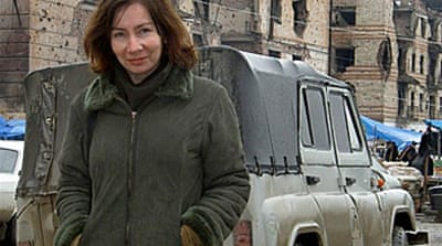 Russian rights activist 'shot dead'
