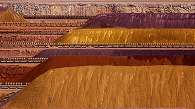 Rio Tinto 'pulls out China staff'