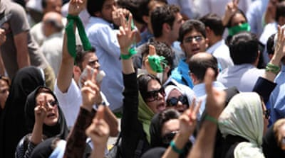Iran to put 'rioters' on trial