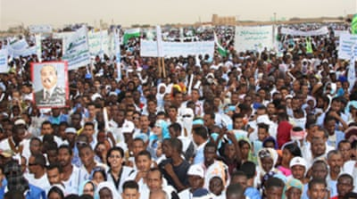 Mauritania at a crossroads