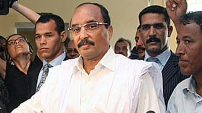 Coup leader wins Mauritania poll
