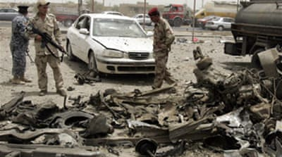 Deadly bomb blasts hit Iraq