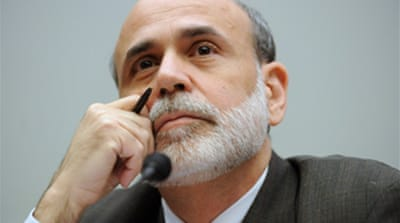 Bernanke: US economy 'improving'