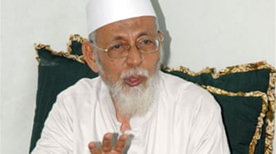 Indonesian cleric in terror arrest