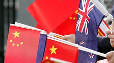 Row strains Australia-China ties