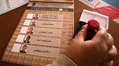 Iraq's Kurds set for key vote