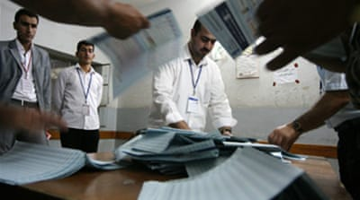 Iraqi Kurd vote ends in acrimony