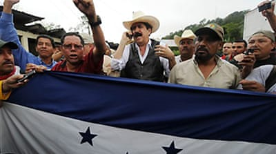 US stops issuing visas in Honduras