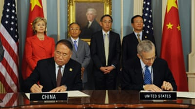US and China sign climate accord