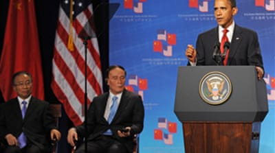 Obama urges deeper China-US ties