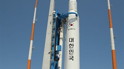 S Korea prepares for space debut