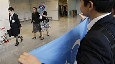 Exiled Uighur leader in Japan