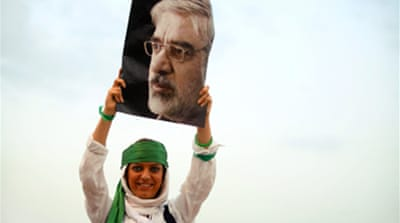 Mousavi and the Masses