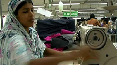 Video: Bangladesh textile troubles