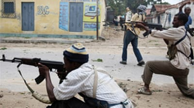 'Civilians killed' in Somalia clash