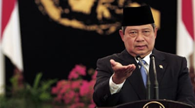 Yudhoyono's Indonesia win confirmed
