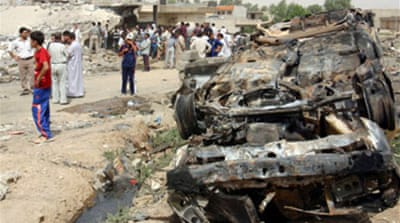 Scores killed in Iraqi bombings
