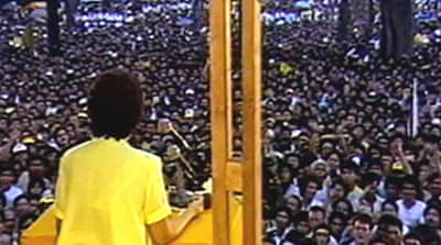 Video: 'Democracy icon' Aquino dies