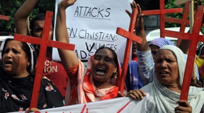 Christians killed in Pakistan riots