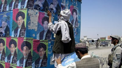 UN voices concern over Afghan poll