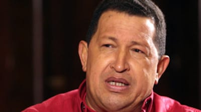 Chavez: US, Colombia 'threaten war'