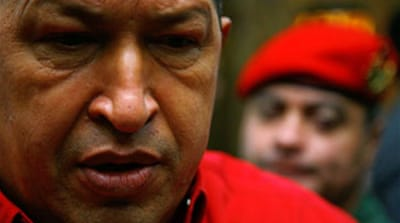 Chavez claims Colombia 'incursion'