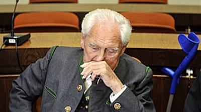 Nazi war criminal jailed for life
