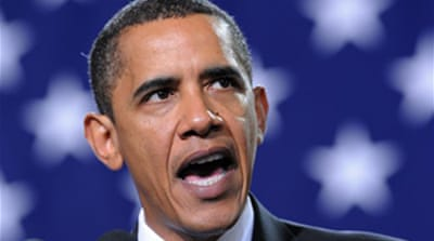 Obama attacks healthcare insurers