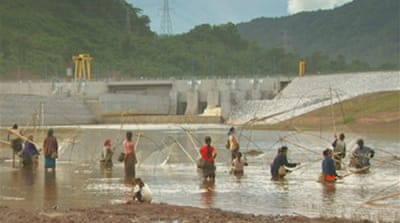 Laos dams: powering the future