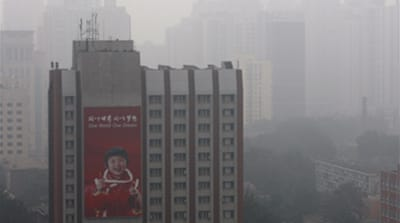 China vows to cut carbon emissions