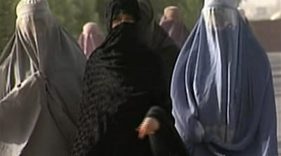 Video: Women's vote in Afghanistan